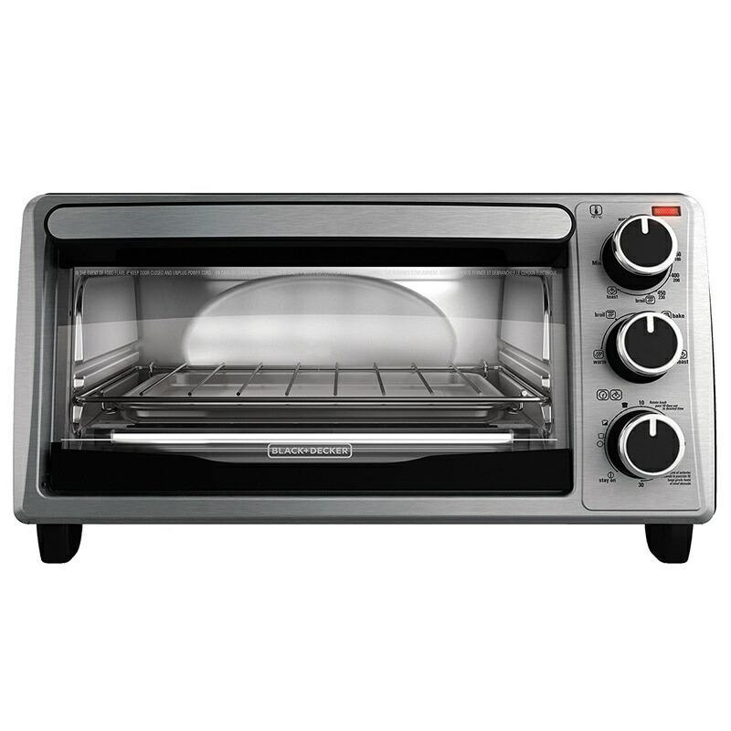 輸入 オーブントースター TO1303SB