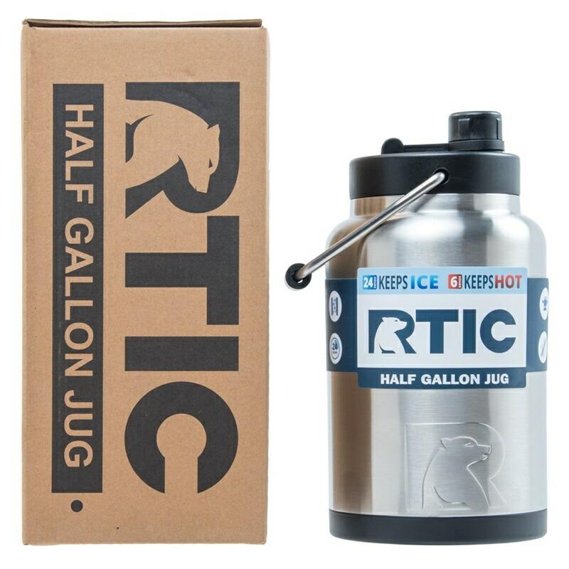 RTIC タンブラー ステンレススチール
