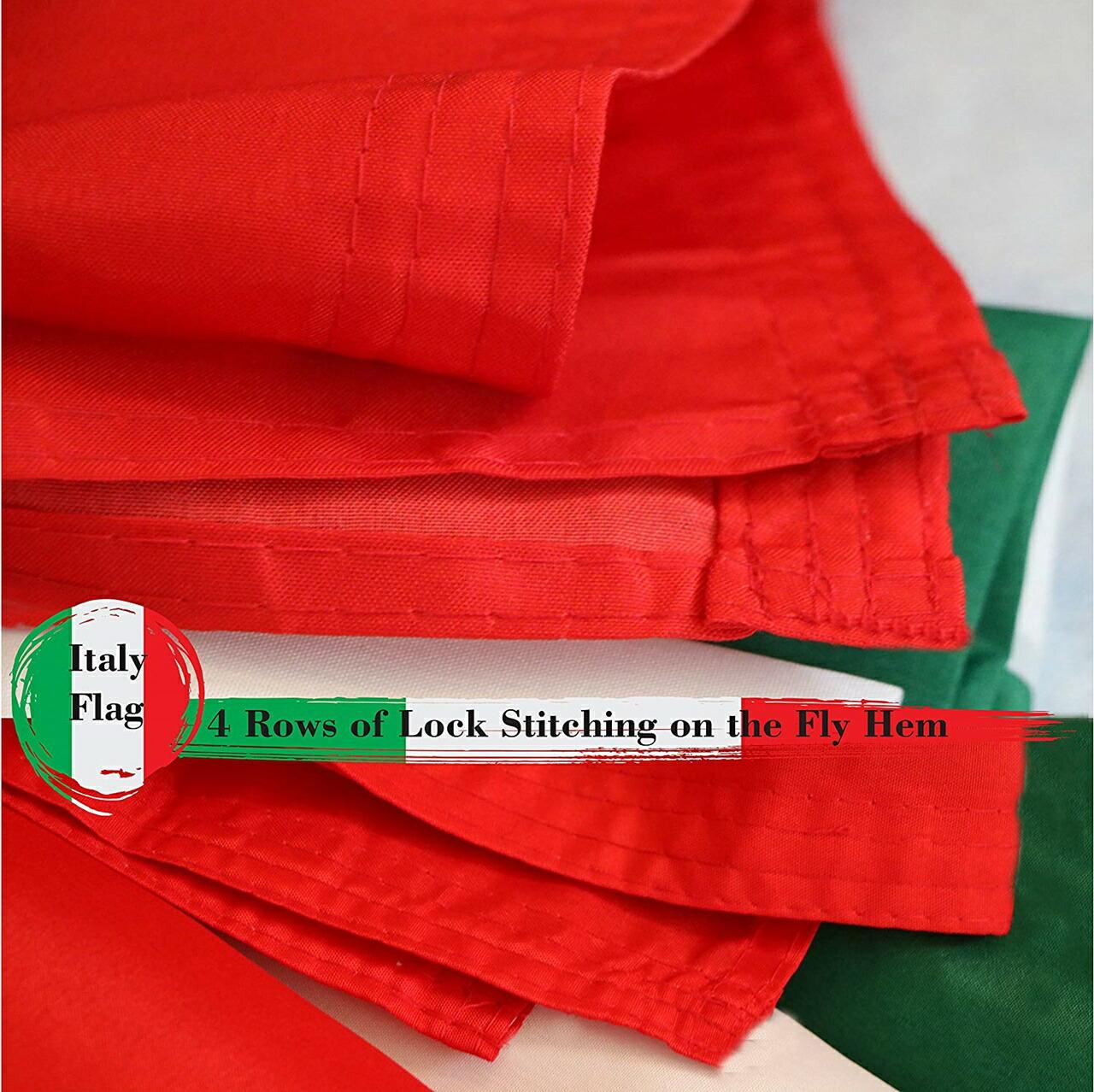 イタリア国旗 三色旗