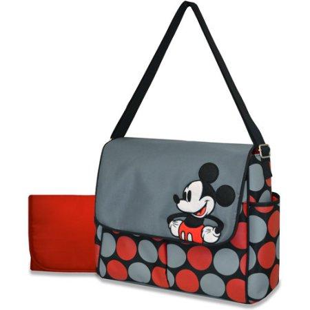 Disney(ディズニー) ミッキーマウス メッセンジャー マザーズバッグ