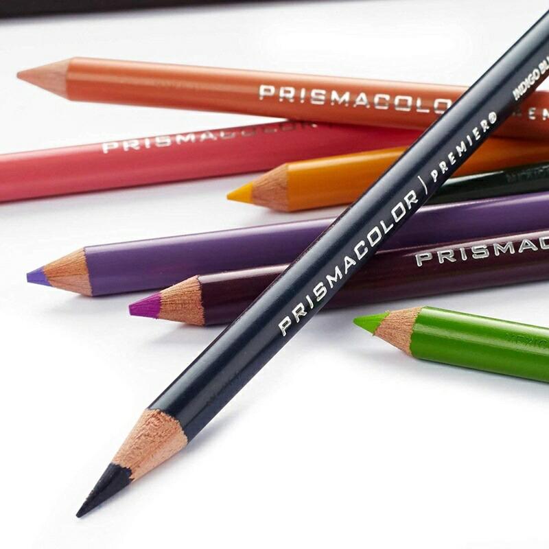 プリズマカラー 24色セット 高品質の色鉛筆セット