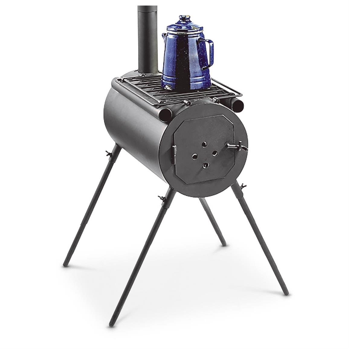 HQ ISSUE キャンプ用 ストーブ 暖房 Camp Stove