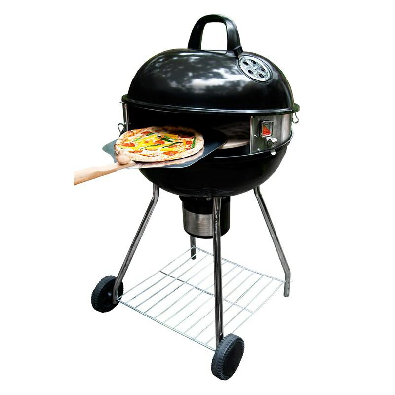 PizzaQue デラックス ケトルグリル ピザキット