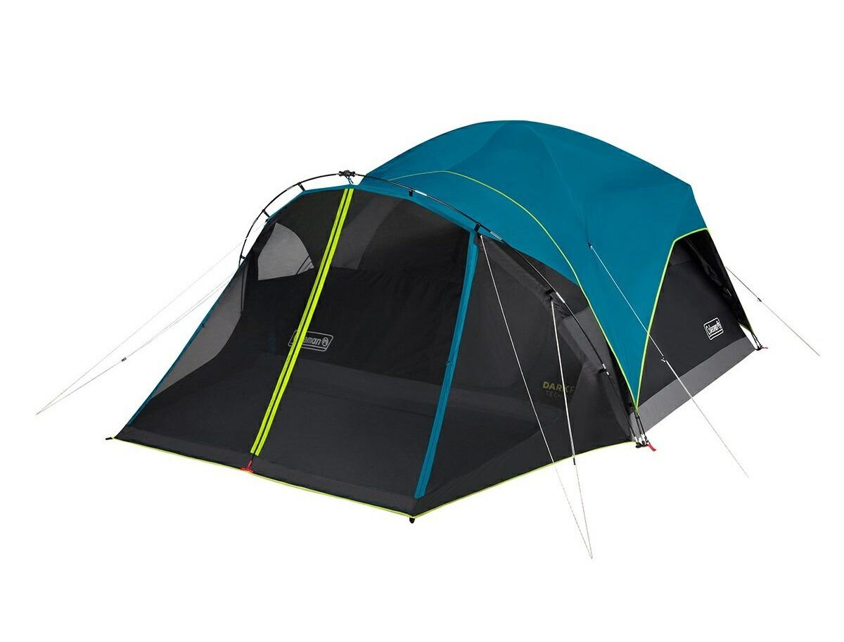 コールマン 今人気の6人用前室付きドームテント