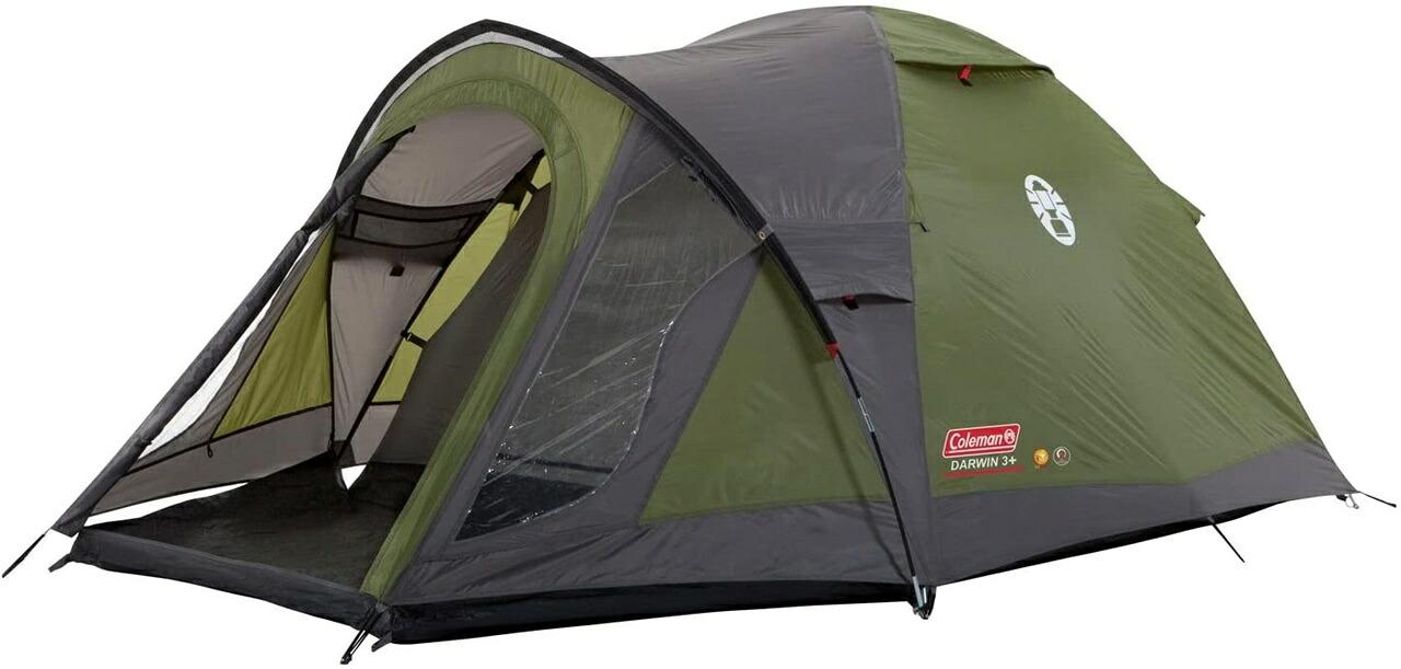 コールマン 今人気の3人用ドームテント