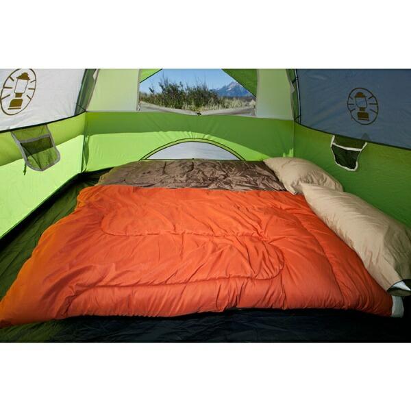 コールマンColeman今人気の4人用ドームテント