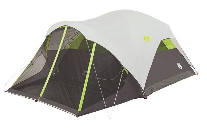 コールマンColeman今人気の6人用ドームテント