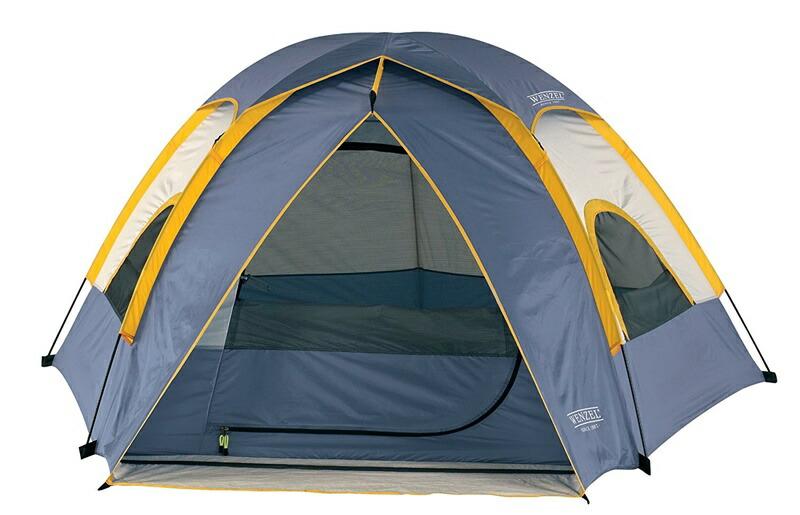 アルペン 3ポール3人用 ペンタ ドームテント