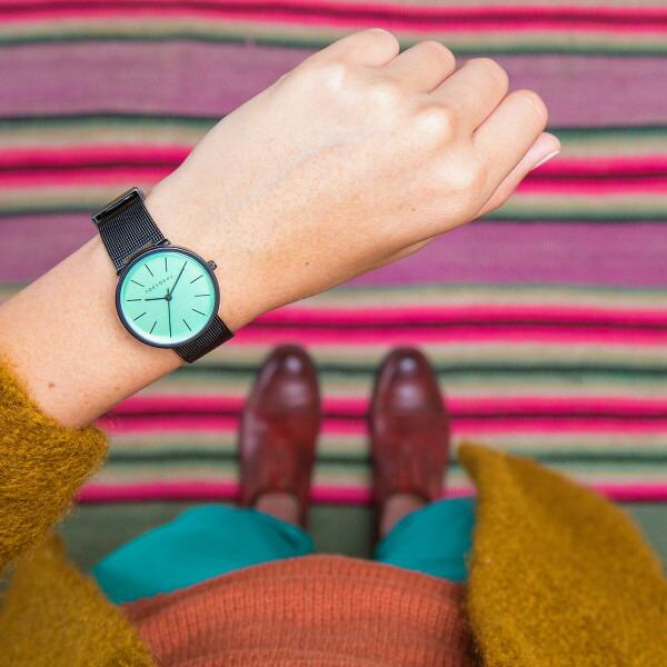 トーキョーベイ レディース 婦人用 メンズ 腕時計 アナログウォッチ ジェット