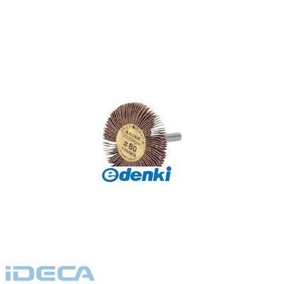 ideca gv42077 薄型フラップホイール 30X5X6 100 5個入