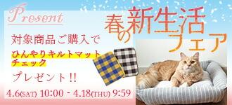 【楽天市場】キャンペーン> 春の新生活フェア:iCat【猫首輪&猫グッズ】