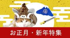 【楽天市場】季節の特集> お正月・新年特集:iCat【猫首輪&猫グッズ】