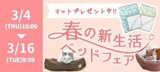 【楽天市場】キャンペーン>春の新生活フェア:iCat【猫首輪&猫グッズ】