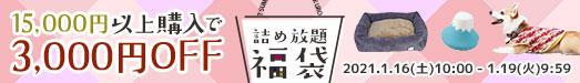 iDog15,000円以上のお買い物で3,000円OFFクーポン
