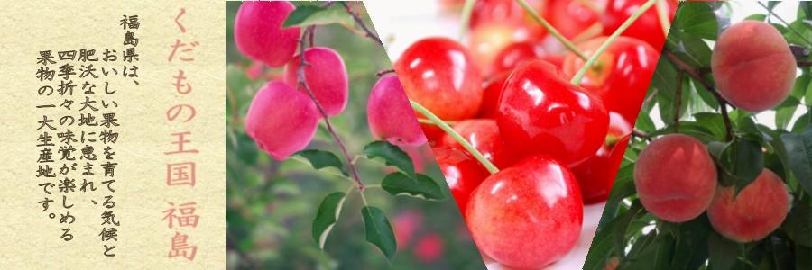 福島の四季の果物