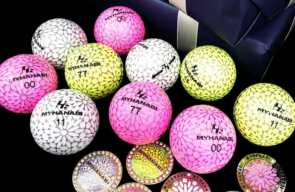 プレゼントにオススメゴルフボール