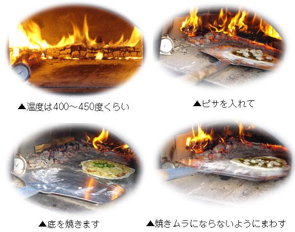 簡単耐火煉瓦ピザ窯キット