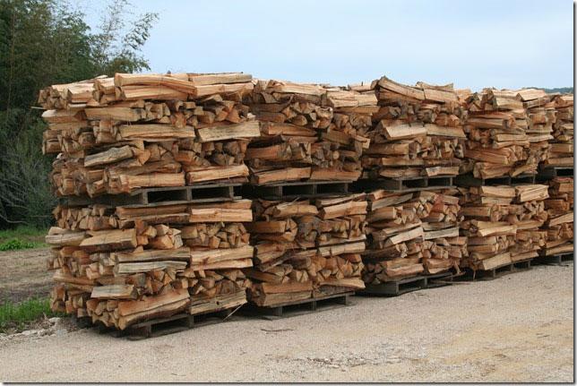 岡山産の薪