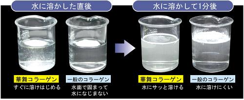 吸収の比較