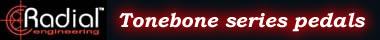 Tonebone tube distortion pedals
