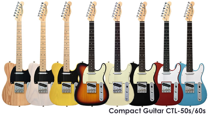 Compact Guitar ctl