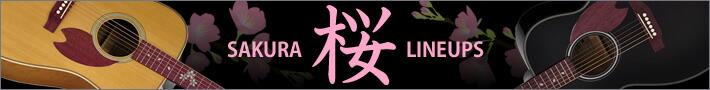 桜(サクラ)ラインナップ