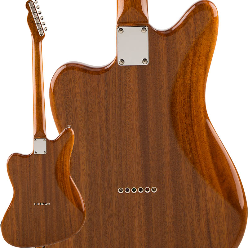 Fender Mahogany Offset Telecaster