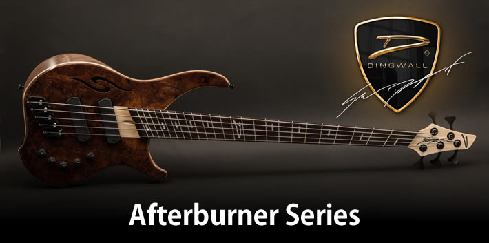 Afterburner Series