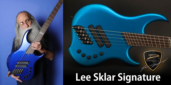 Lee Sklar Signature