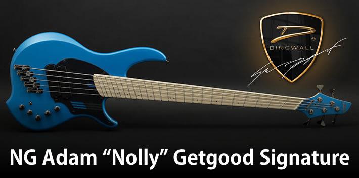 """NG Adam """"Nolly"""" Getgood Signature"""