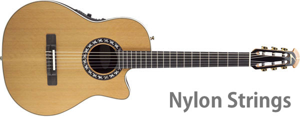 Nylon Strings Models