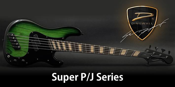 Super P/J Series