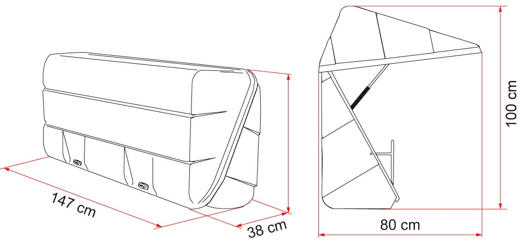 ULTRA-BOX 360寸法