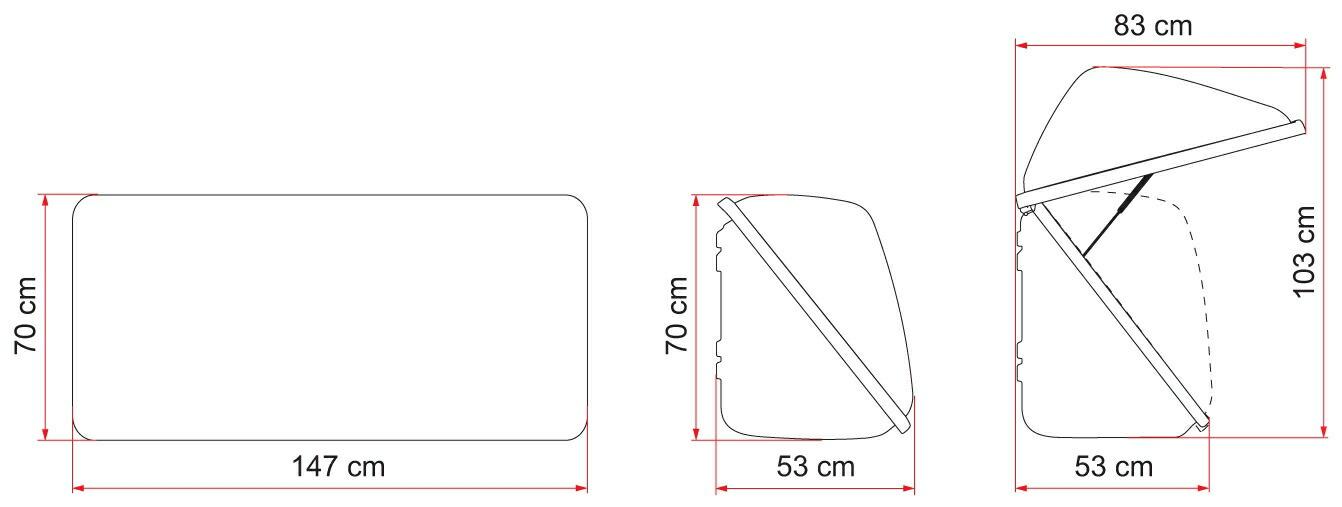 ULTRA-BOX 500寸法