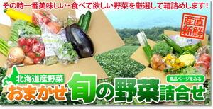 北海道産野菜セット