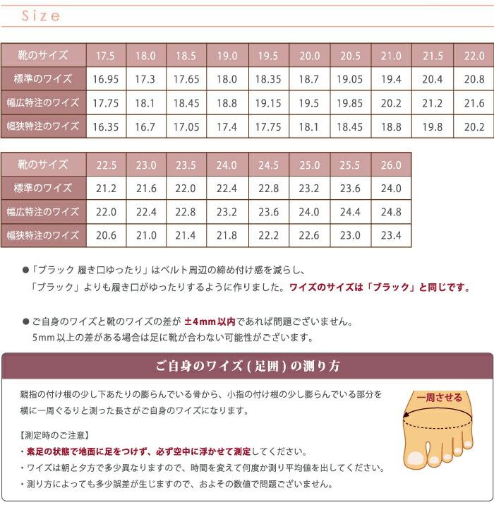甲ワイズ表