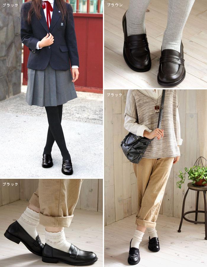 靴ずれしないソフトコインローファー 日本製 Belle-やさしい靴工房