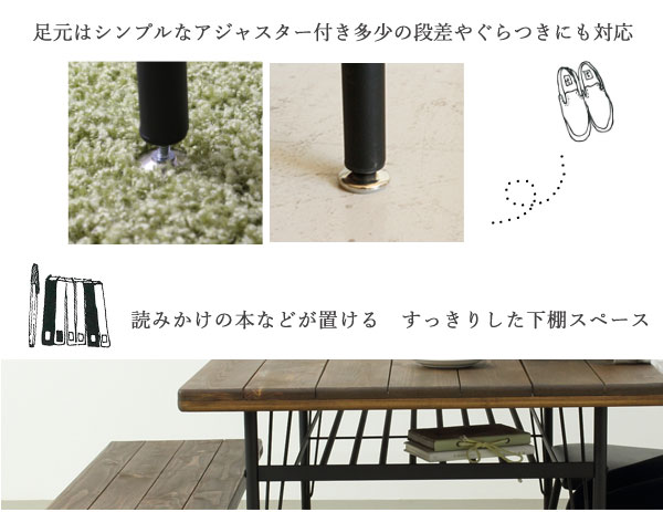 テーブル詳細