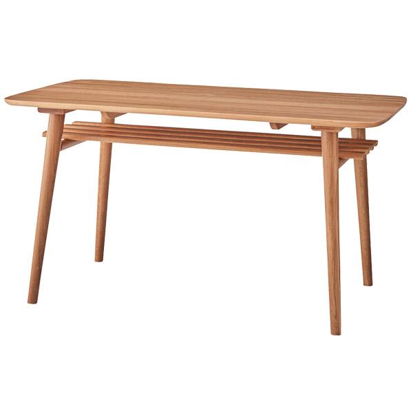 ダイニングテーブル幅130nyt 621 天然木 オーク 激安 シンプル
