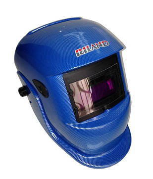RILAND (リランド) 溶接自動遮光面 X501 ブルー