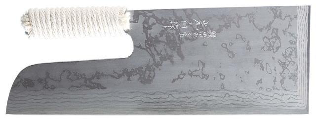 光山作 積層別打麺切庖丁 A-1022
