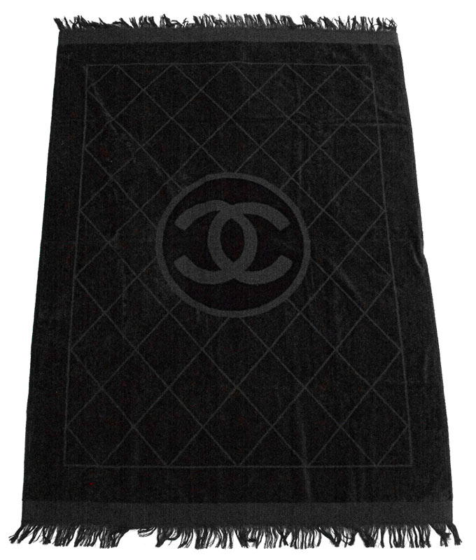 Chanel Towel: Rakuten Global Market: Chanel CHANEL