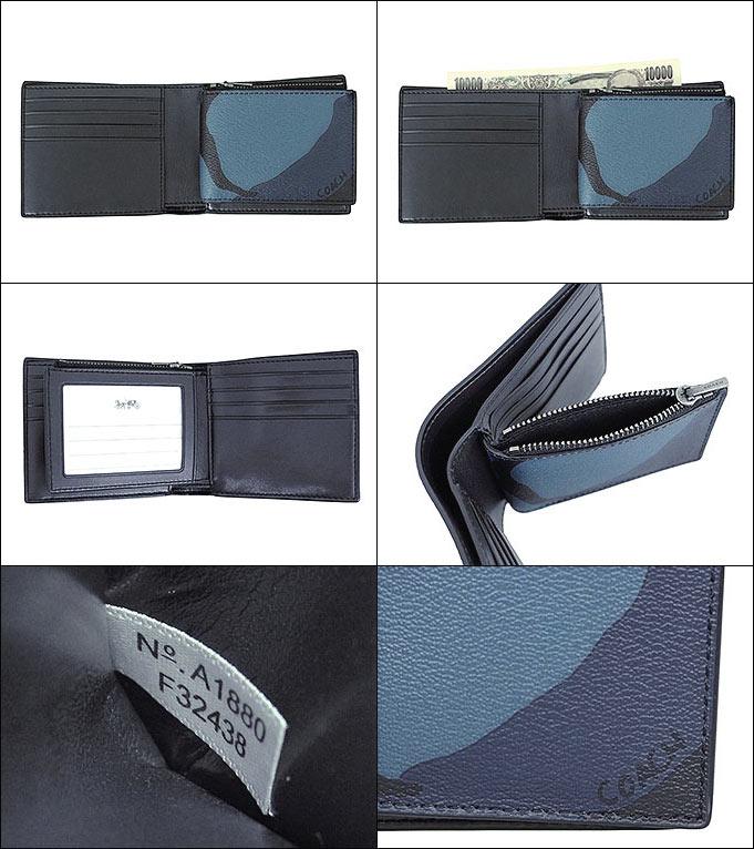 106669885b74 楽天市場】コーチ COACH 財布 二つ折り財布 F32438 ダスクマルチ 特別 ...