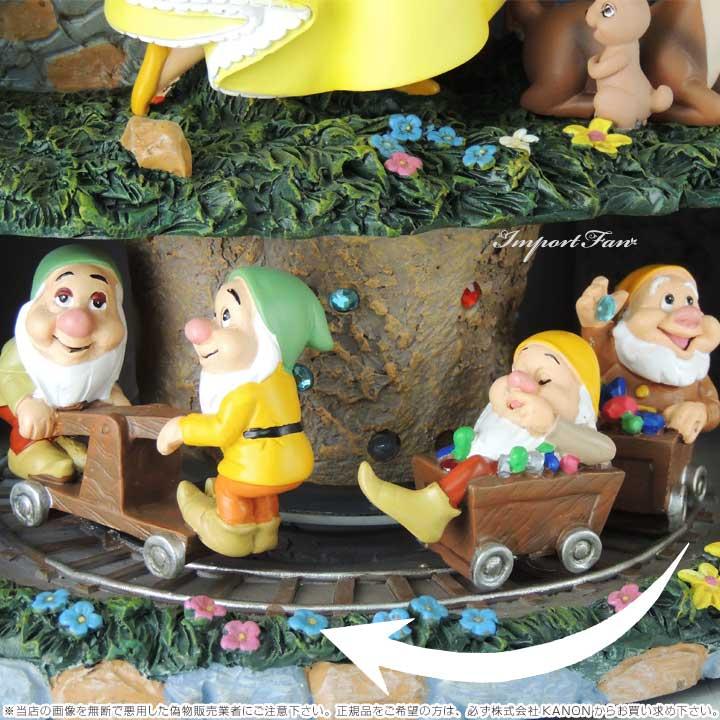 白雪姫と7人の小人 壁時計 鳩時計 ディズニー 122176001 Disney Mickey Mouse Through The Years Wall Clock