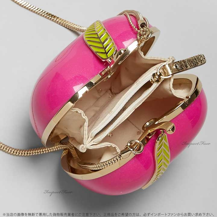 Kate Spade �����ȥ��ڡ��� �ե��� �ե��� �� �ĥ �쥸�� ���åץ� �Хå�  Far From The Tree Resin Apple Bag