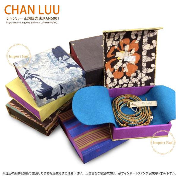 CHAN LUU チャンルー 純正 ラッピング