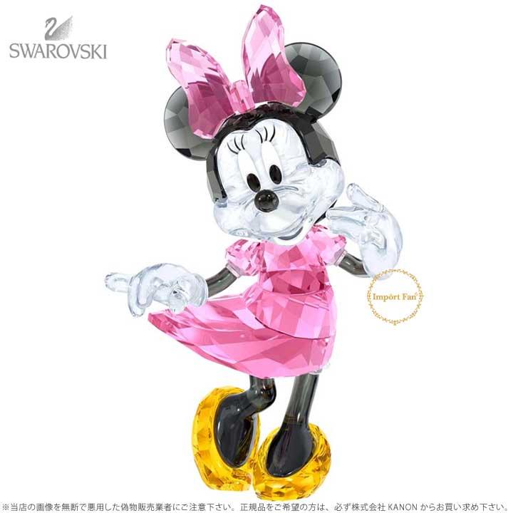 スワロフスキー ミニーマウス 5135891 Swarovski Minnie