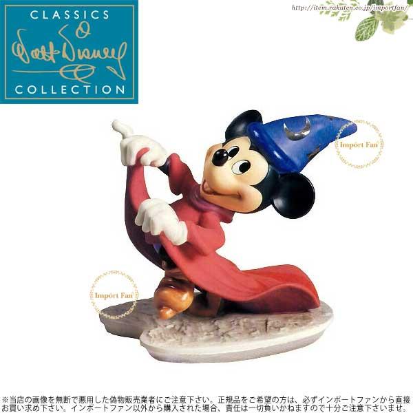 WDCC ミッキーマウス ファンタジア 魔法使いミッキー いたずら弟子 Fantasia Sorcerer Mickey Mischievous Apprentice 11K-41016-0