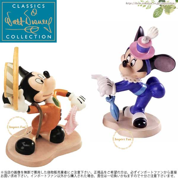 WDCC ミッキー 完璧な紳士 ミッキーの青春手帳 Mickey Mouse A Perfect Gent The Nifty Nineties