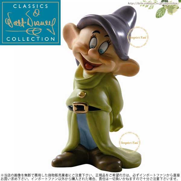 WDCC おとぼけ(ドーピー) Snow White Dopey Gleeful Grin 4009982 白雪姫と7人の小人